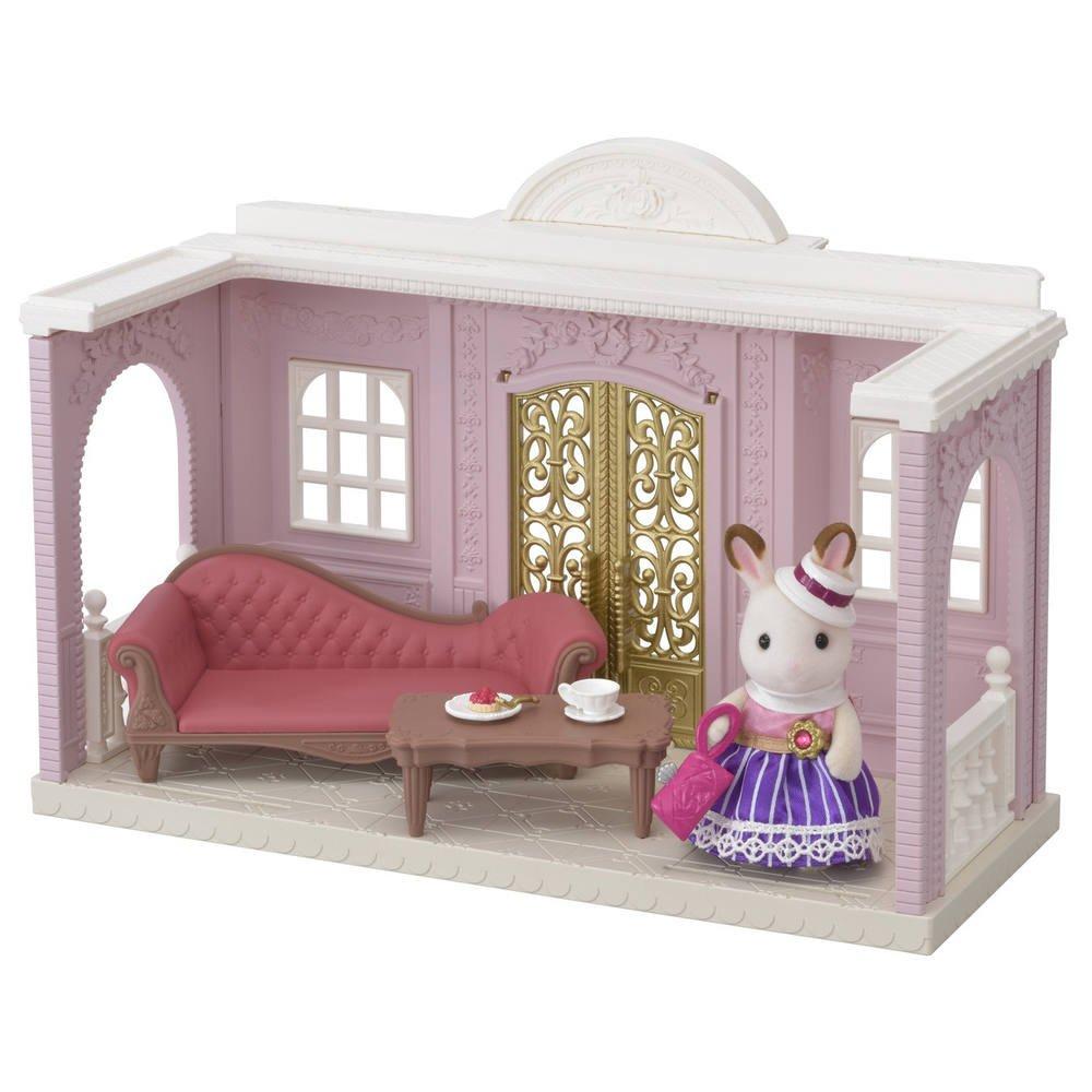 0230b3024c3 Atelier de creation et grande soeur lapin chocolat | figurines ...