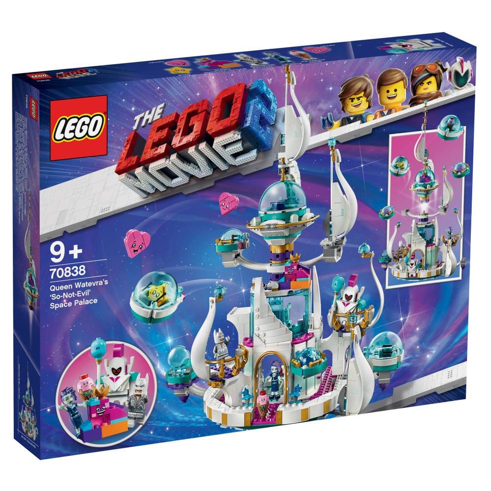 Reine La Le Palais 70838 Lego Spatial Aux Mille Visages De CWrdxoeB