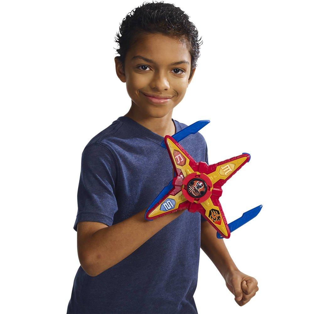 Coloriage Etoile De Pouvoir.Morpher Ninja Steel Power Ranger Fetes Et Anniversaires Joueclub