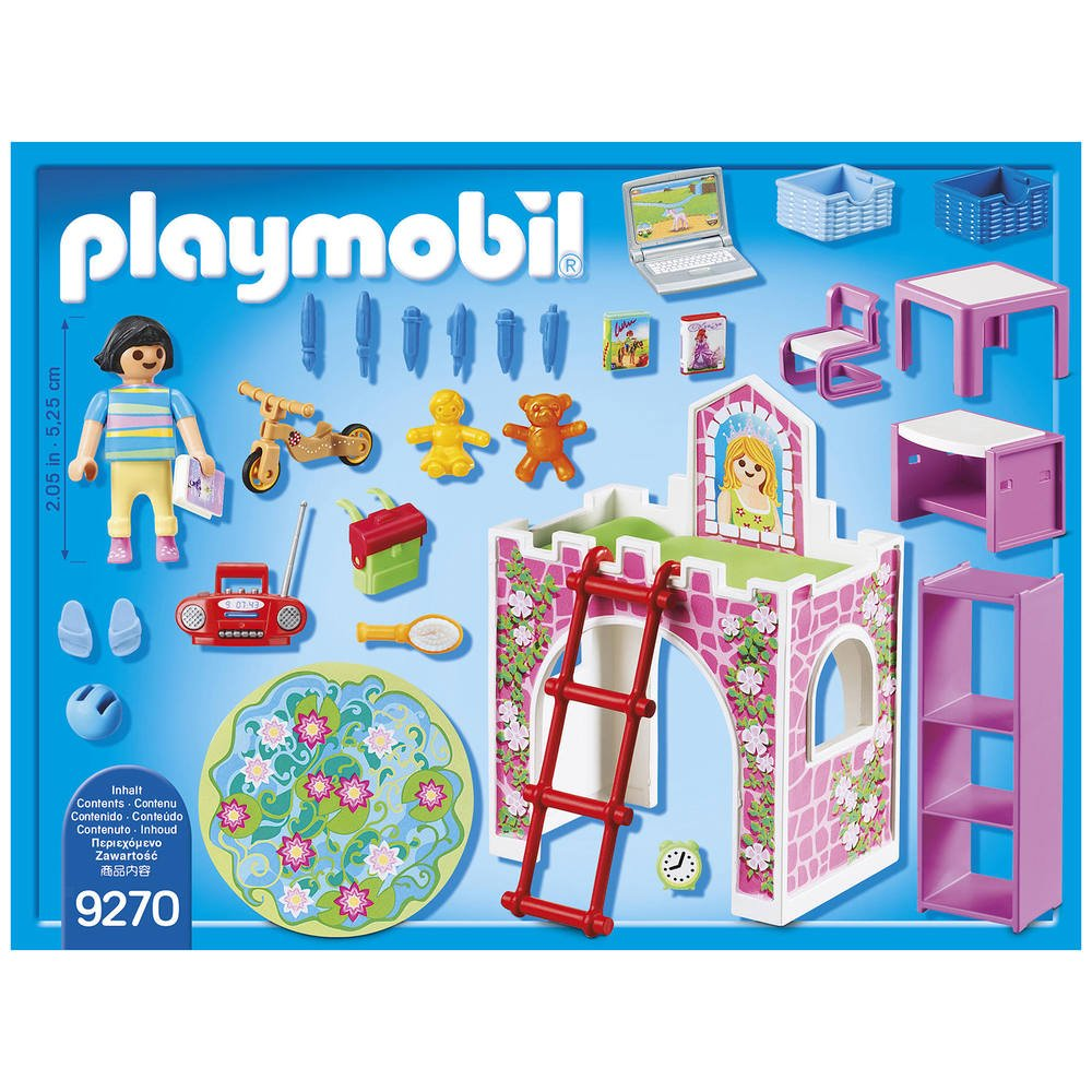 Chambre d\'enfant - 9270 | jeux de constructions & maquettes | jouéclub
