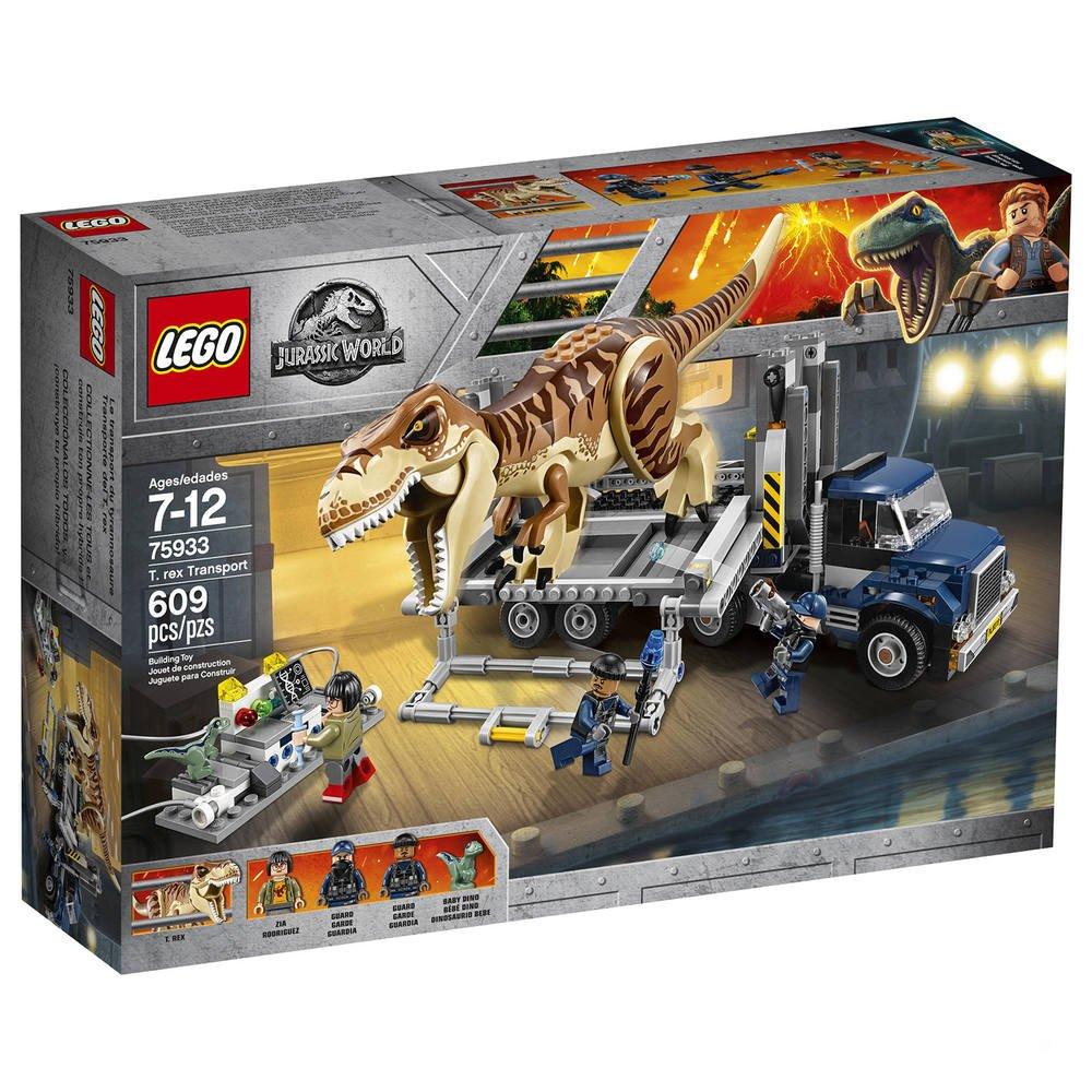 Lego 75933 Transport TRexJeux Le De Constructions Du kX08NOPnw