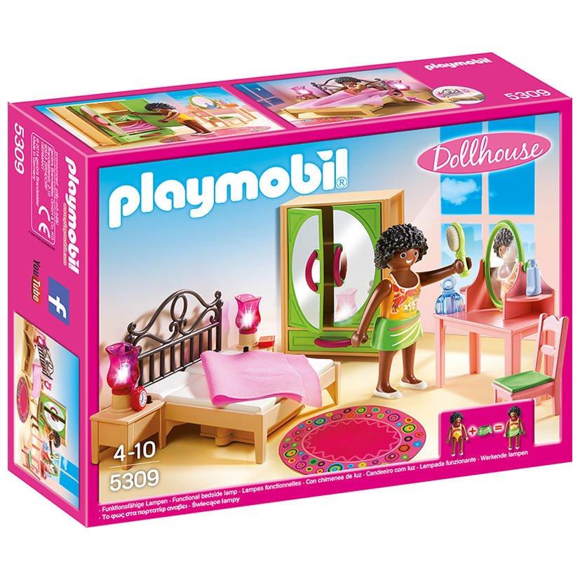 Chambre d\'adulte avec coiffeuse - 5309 | jeux de constructions ...
