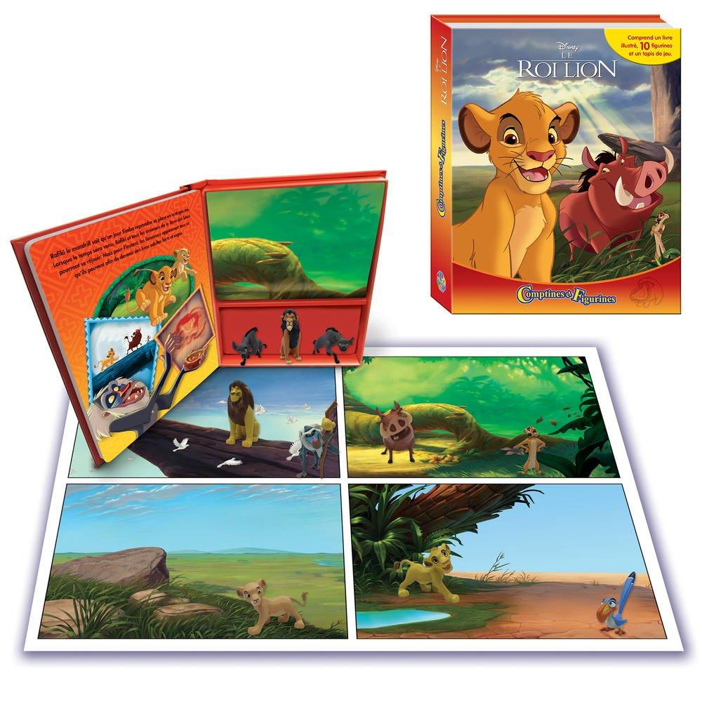Comptines Et Figurines Disney Le Roi Lion