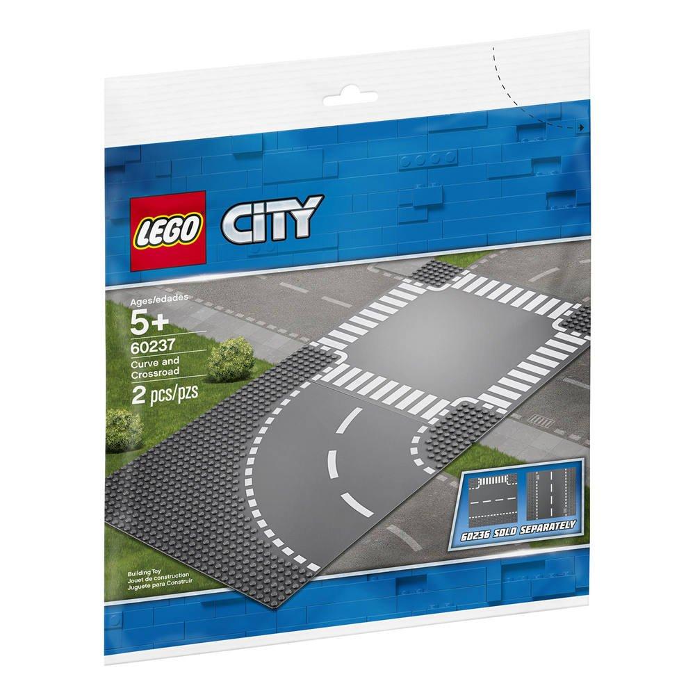 Maquettes Virage De Et 60237 Lego CarrefourJeux Constructionsamp; D2WEH9I