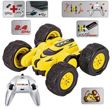Vehicule mini turnator 2.4 ghz radiocommande   vehicules-garages ... e30930ea4238
