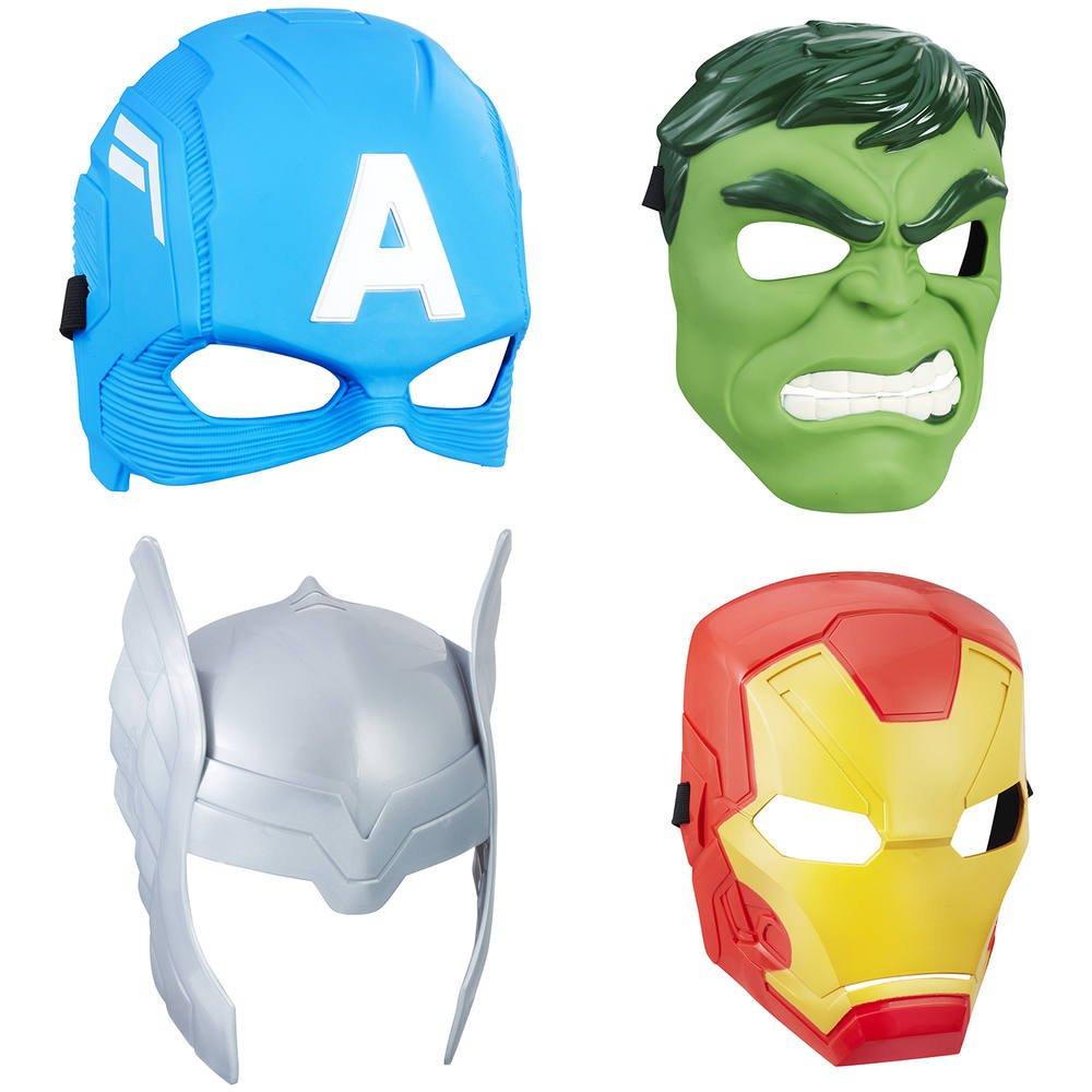 Masque Super Heros Avengers Fetes Et Anniversaires