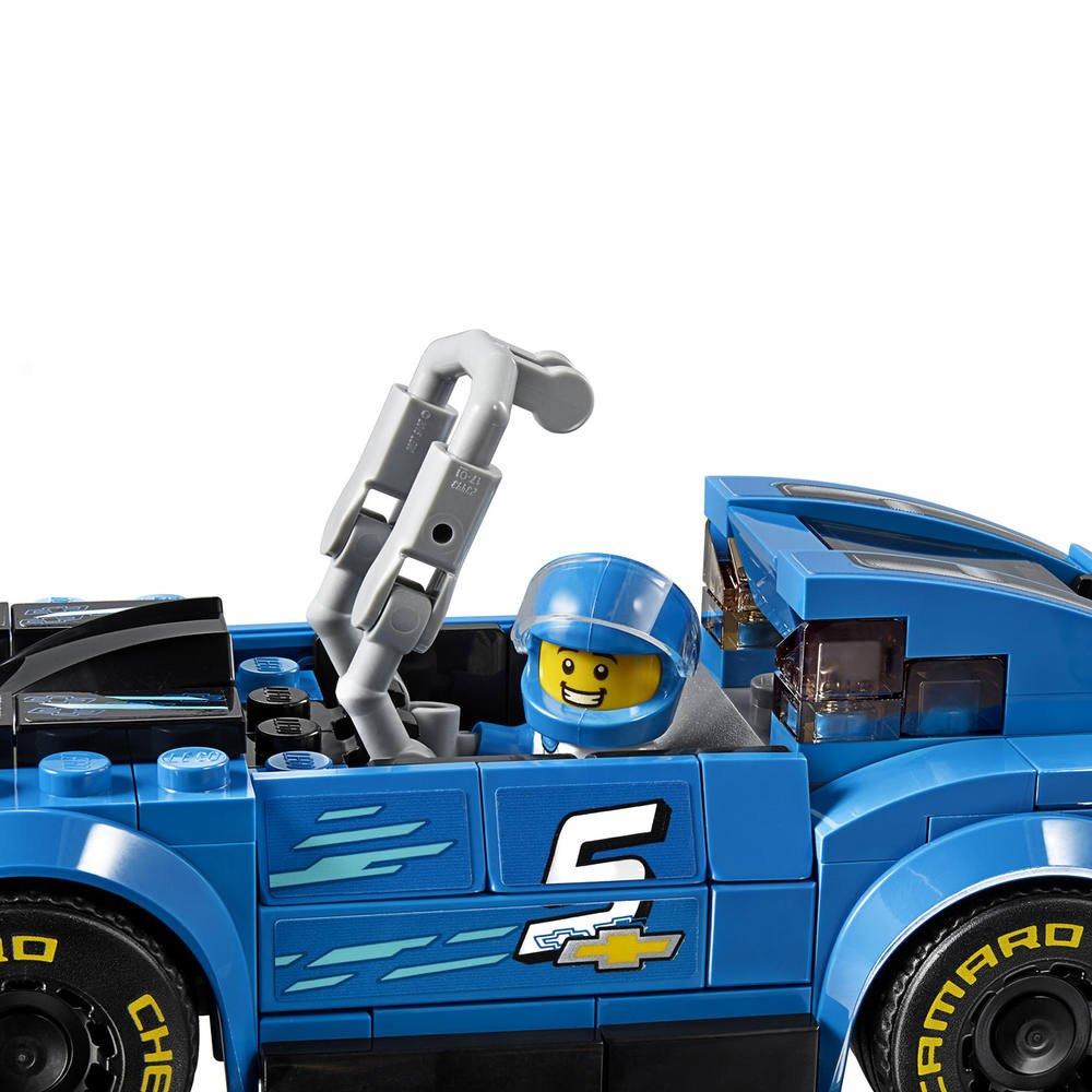 Chevrolet 75891 La Lego Course De Camaro Zl1Jeux Voiture Igvf76byY