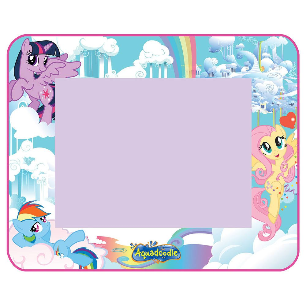 Tapis Aquadoodle My Little Pony Activites Creatives Et Manuelles