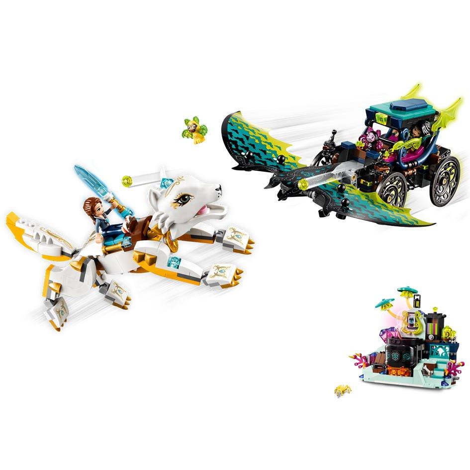 D'emily Et Constructions Lego 41195 L'attaque NocturaJeux De F1TJclK3