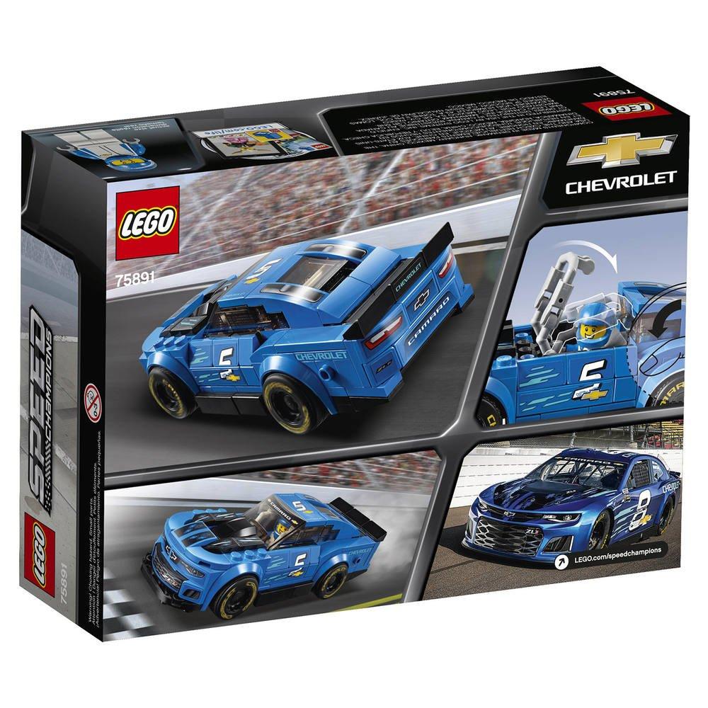 La Zl1Jeux Lego Voiture Chevrolet De 75891 Camaro Course 0knPwO