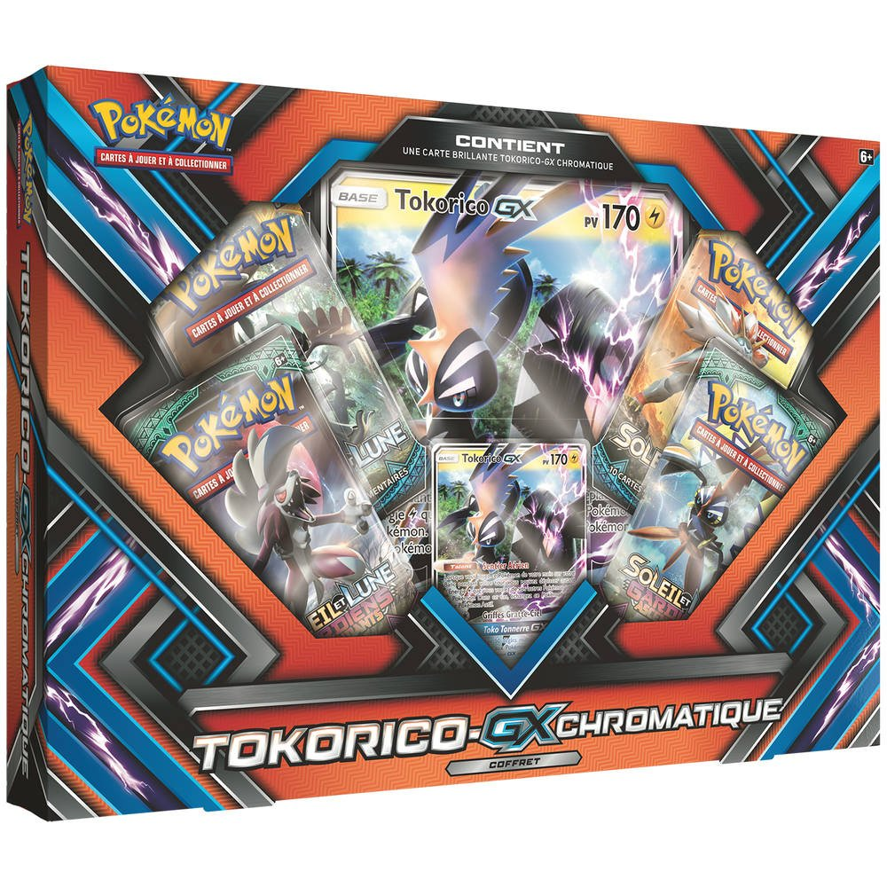 Coffret Gx Pokemon Coffret Coffret Pokemon Tokorico Tokorico Gx ZiuPkX