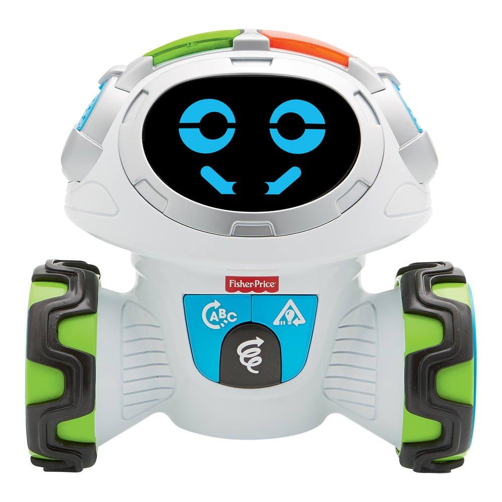 Jouéclub Mouvi Bébé PriceJeux D'éveil Robot Fisher Le OXTlwPiukZ