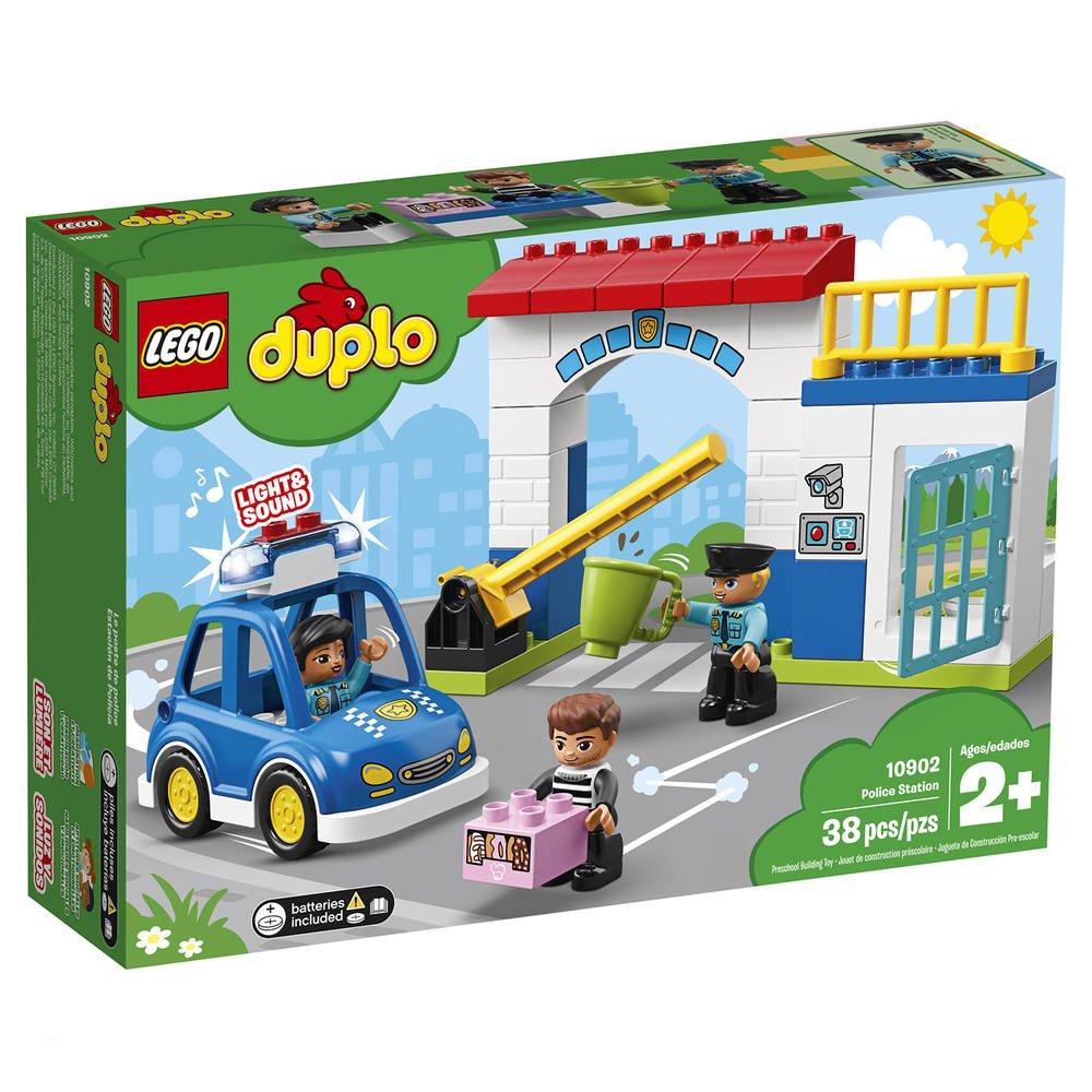 10902 Le Duplo De Commissariat PoliceJeux Constructions xeWBordC