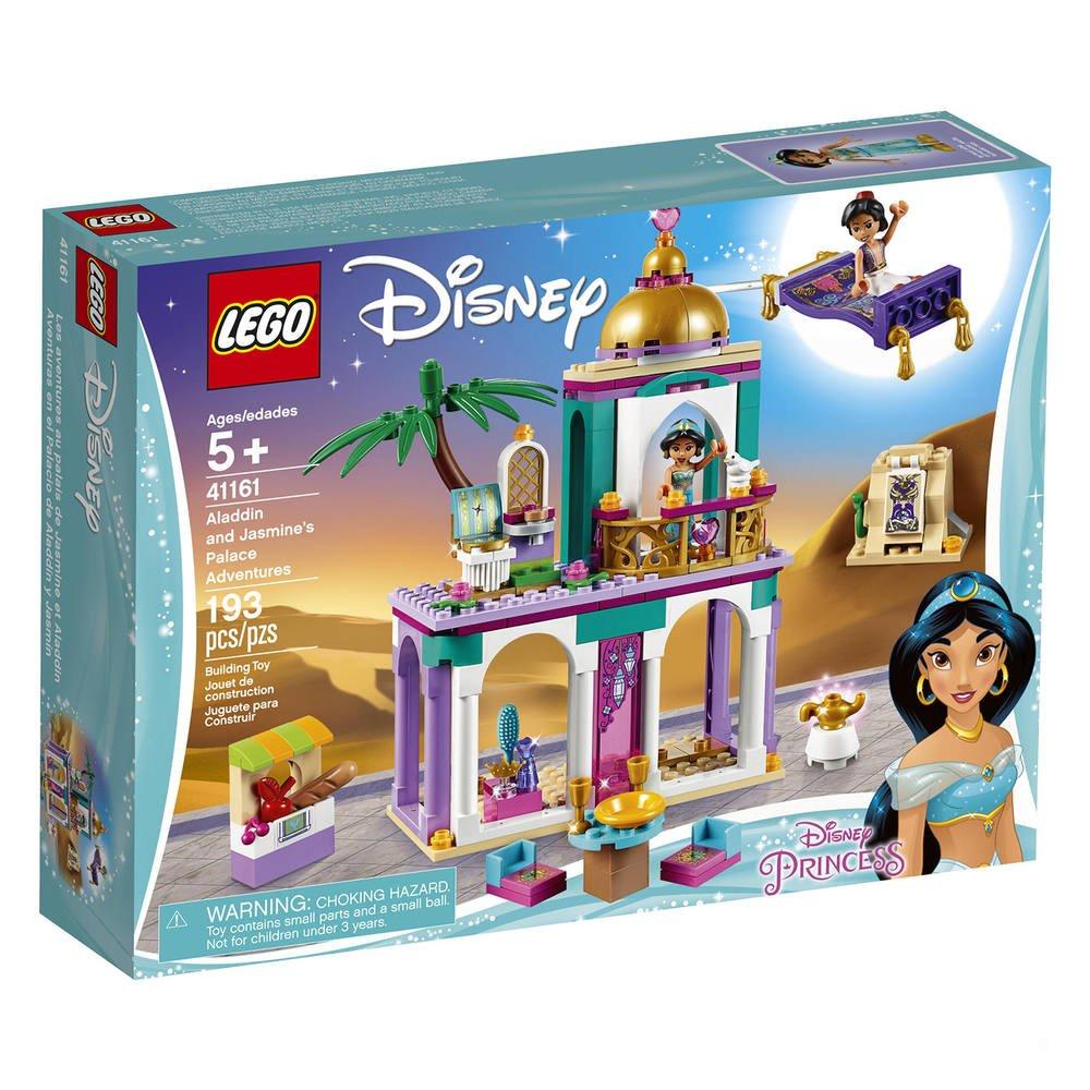 Palais Au Lego Disney Et Les 41161 De Jasmine Aladdin Aventures srhdtQ