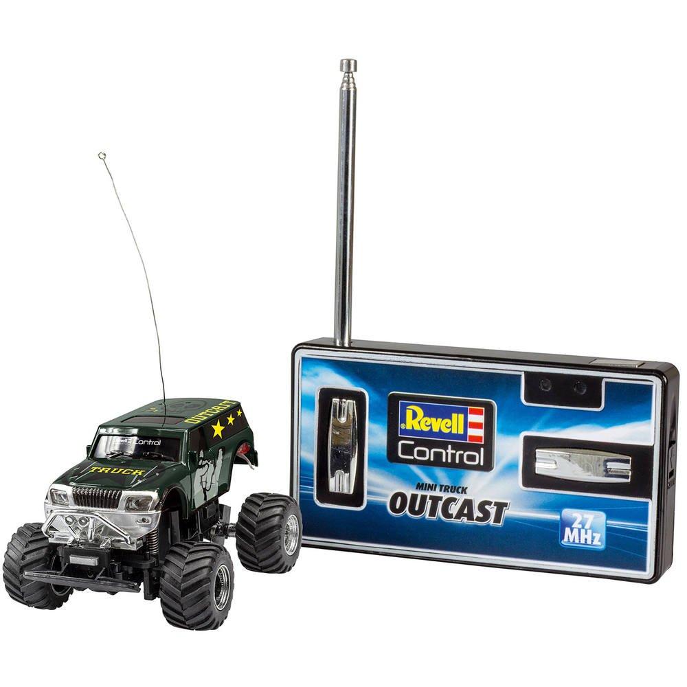 Mini radiocommande revell control - camion   vehicules-garages ... 26ce989ef1ad