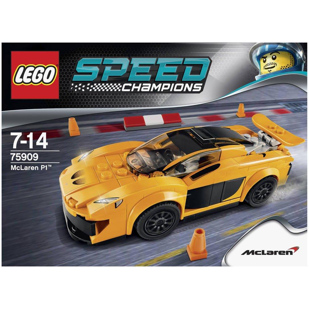 De P1Jeux Jouéclub Lego Constructionsamp; Maquettes 75909 Mclaren Jl1TKFc
