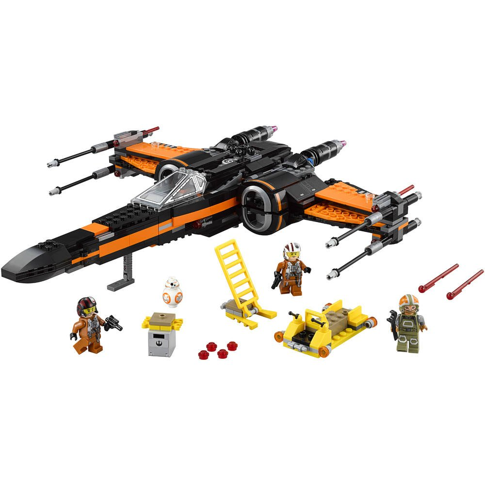 FighterJeux Constructions X De Lego 75102 Poe Wing 's WDEH2e9IbY