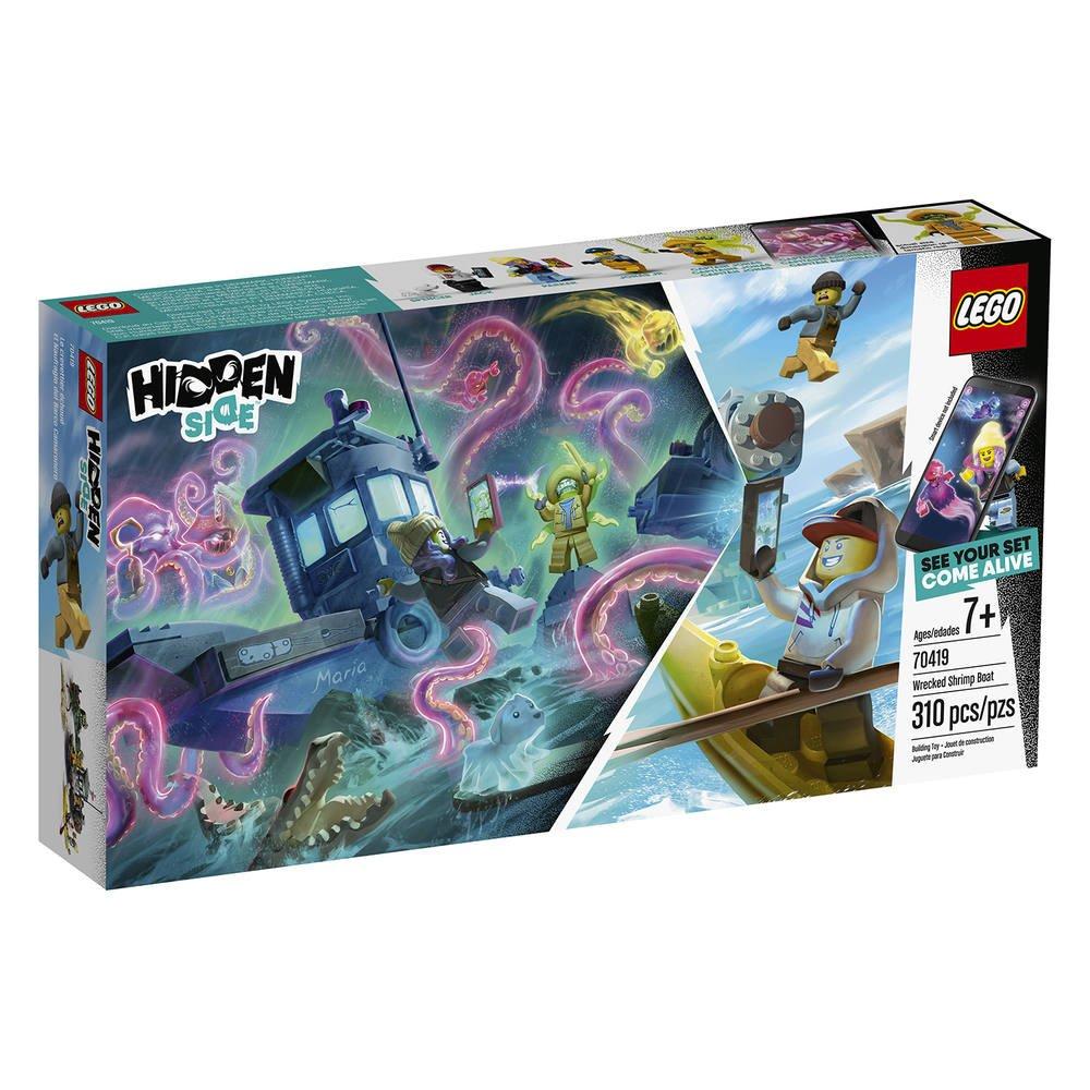 Lego 32   le bateau hante   jeux de constructions & maquettes ...