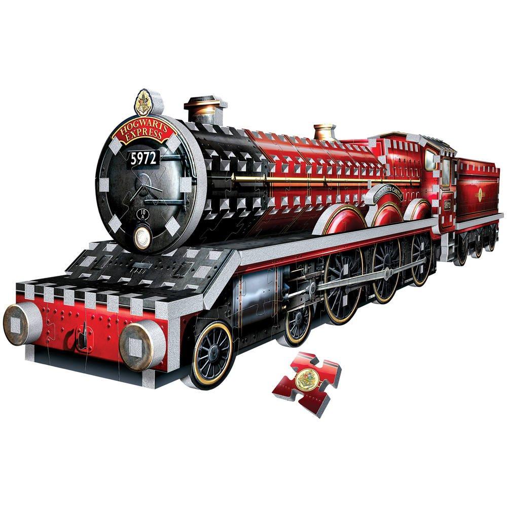 Pieces Poudlard Puzzle Train Harry Express 3d 460 Potter v0wO8mNny