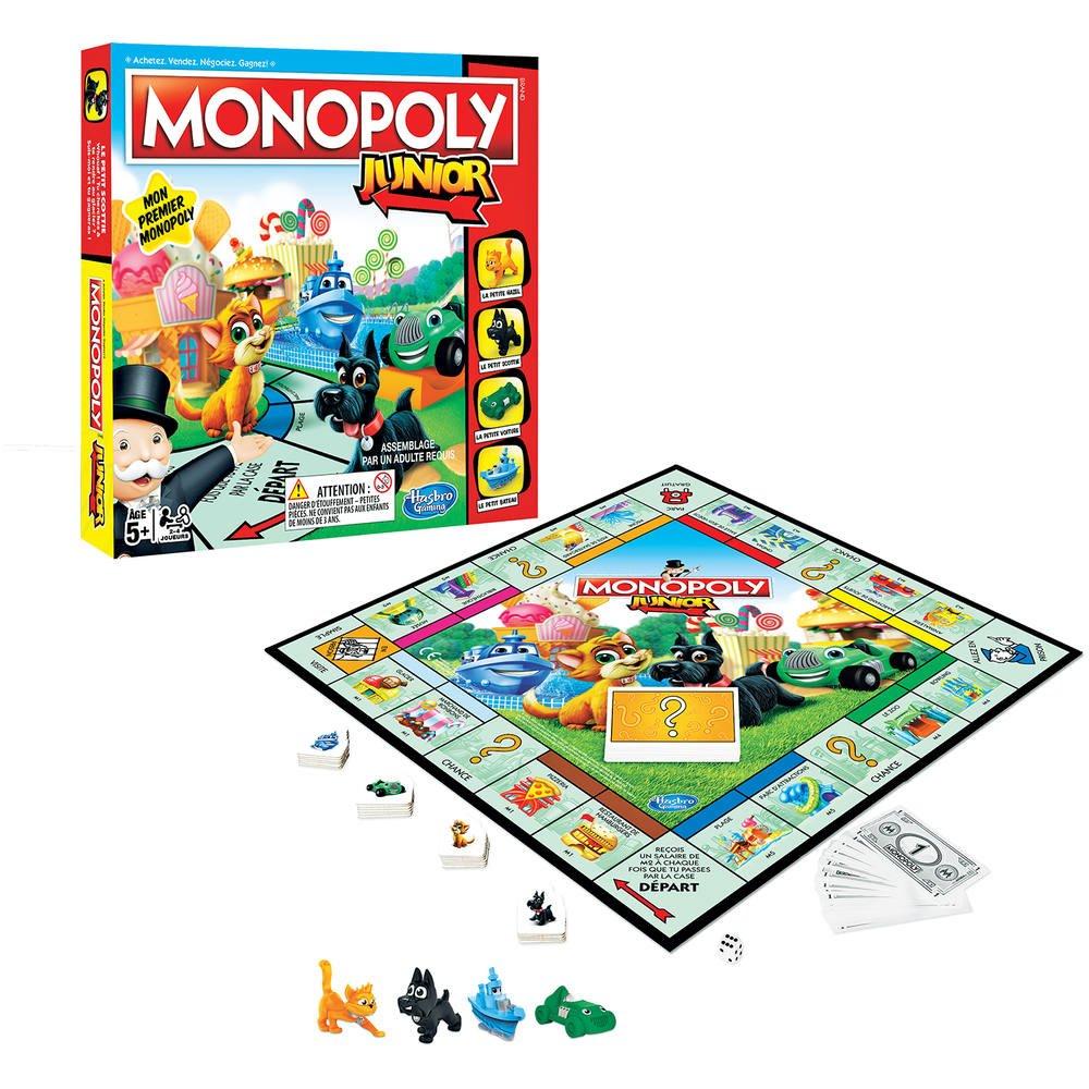 Junior Club Jouet Monopoly Junior Club Jouet Monopoly dWxBerCo