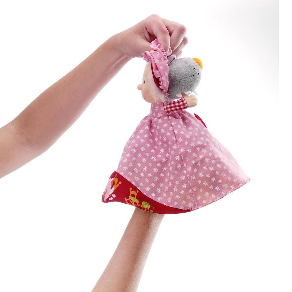 20a930a1c91e Chaperon rouge marionnette reversible   jeux d imitation   jouéclub
