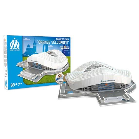 Puzzle Stade 3d Velodrome Olympique De Marseille