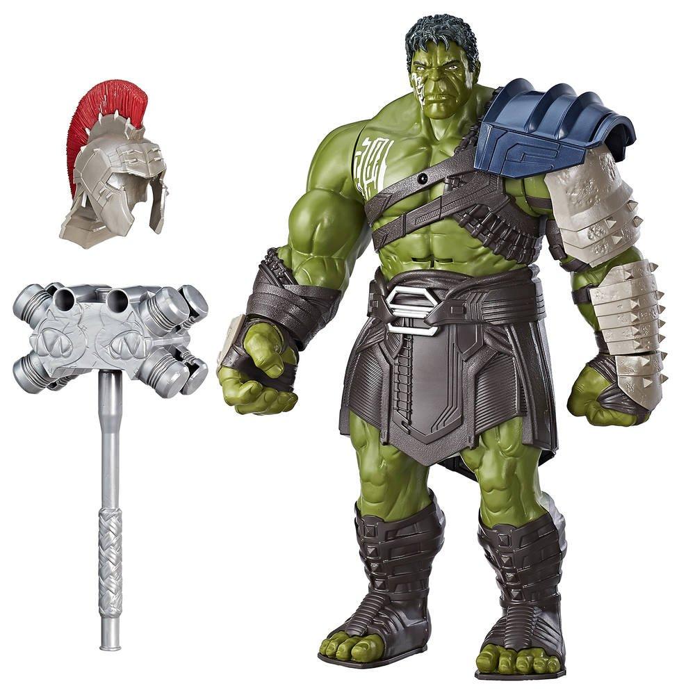 Figurine Movie Electronique Titan Avengers Hulk NnwO80vm