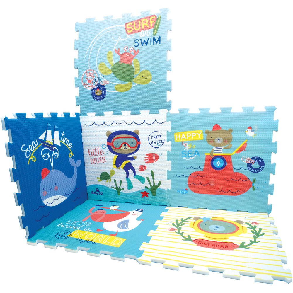 Tapis Mousse Baby Xxl Jouets 1er Age Joueclub