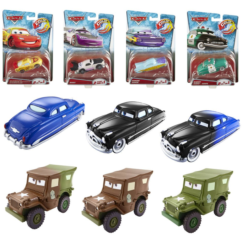 Étonnant Vehicule changeant de couleur cars - hot wheels | vehicules PX-39