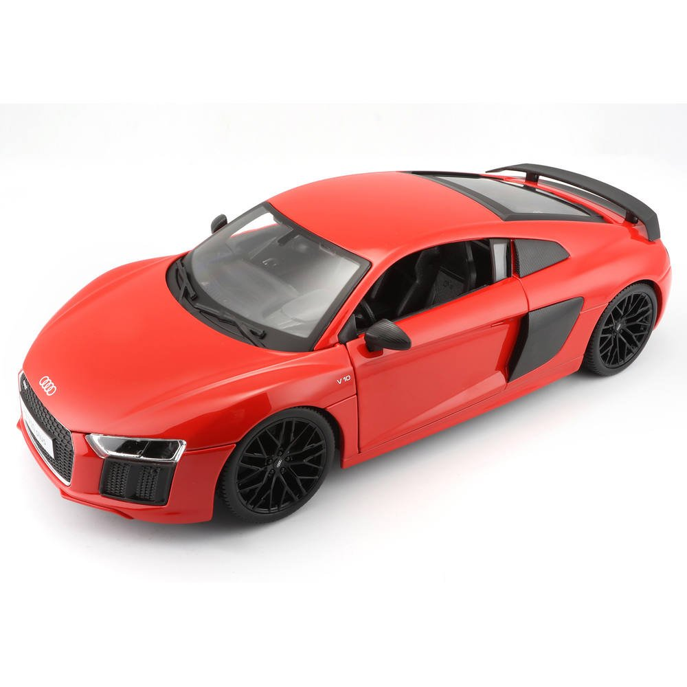 Plus Garages Audi 2016 R8 118emeVehicules Rouge Jouéclub N0m8nwv