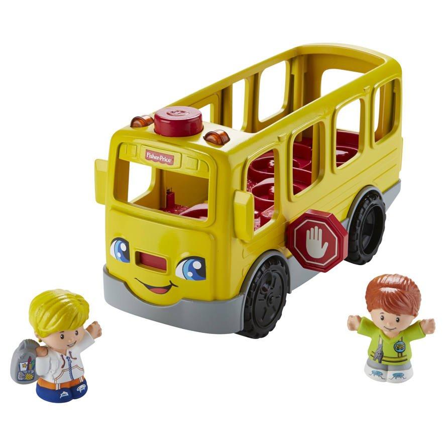 1er Bus Little PeopleJouets Scolaire Age Jouéclub Le 9HWEDIY2