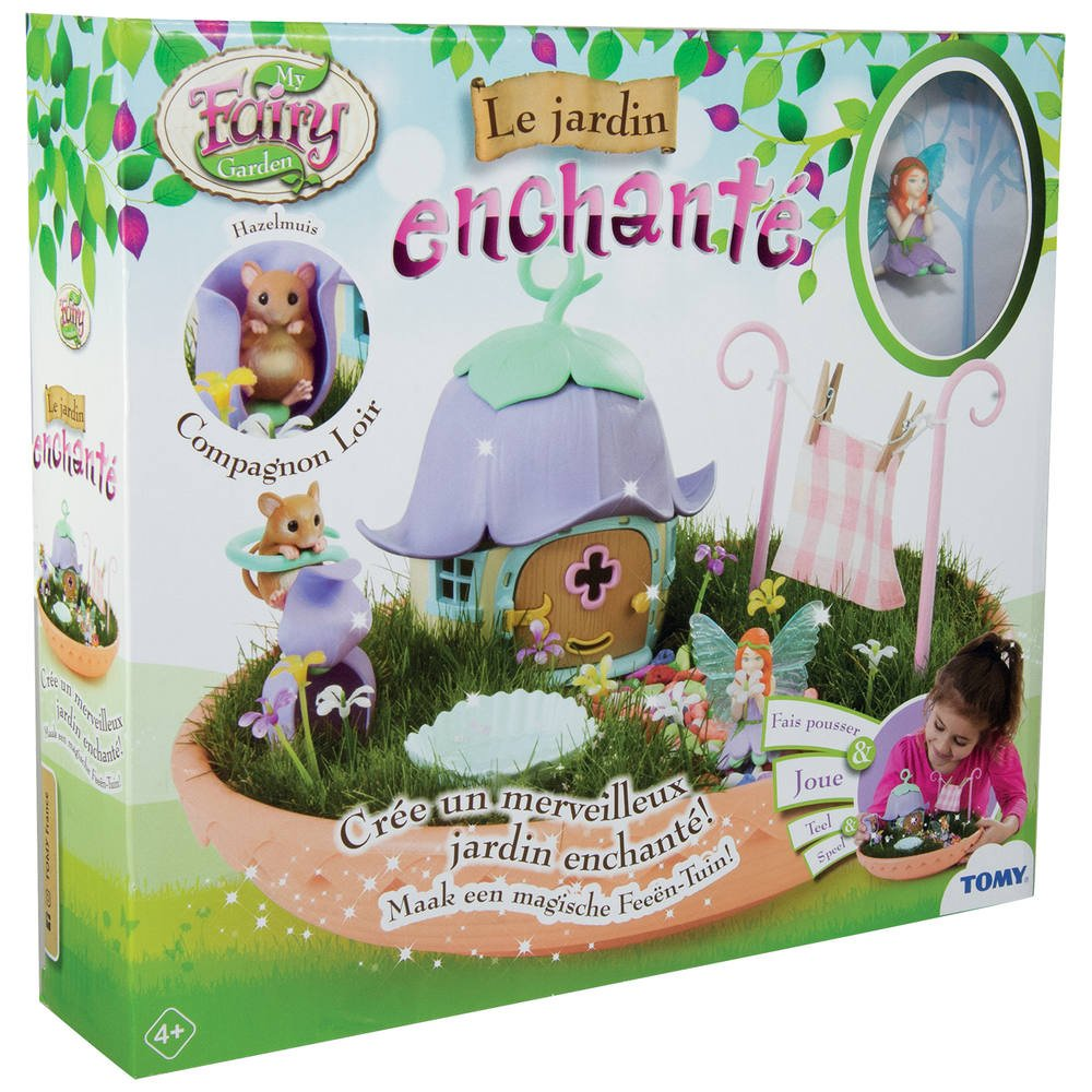Fairy Creatives My Le EnchanteActivites Jardin Garden Et nwm08ONv