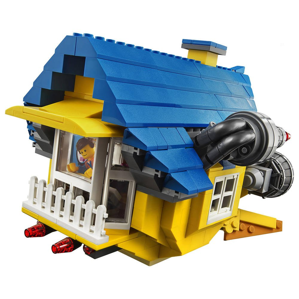 De Fusee Constructions Lego 70831 D'emmetJeux La Maison wZikOuPXT