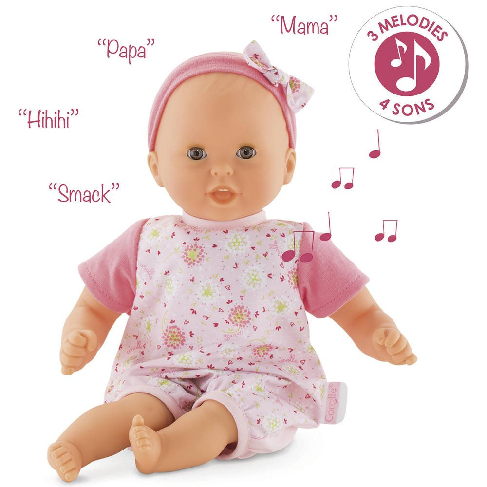 Calin Poupon Melodies 30 Bebe Cm Mon Premier Bisouamp; A53RjL4