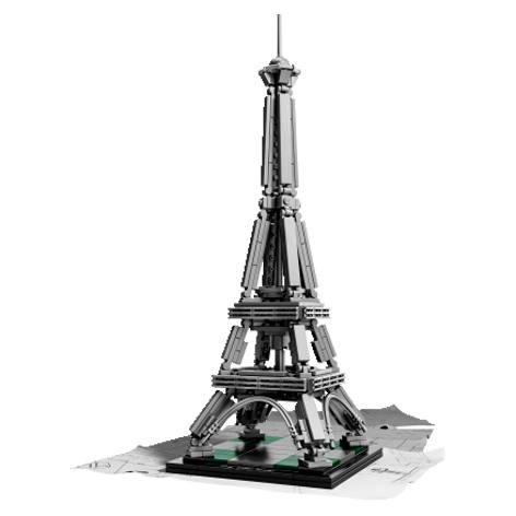 Maquettes EiffelJeux Tour De Lego 21019 La Constructionsamp; dCxoBWre