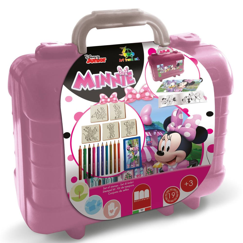Malette coloriage jouet club - Coloriage minnie jouet ...