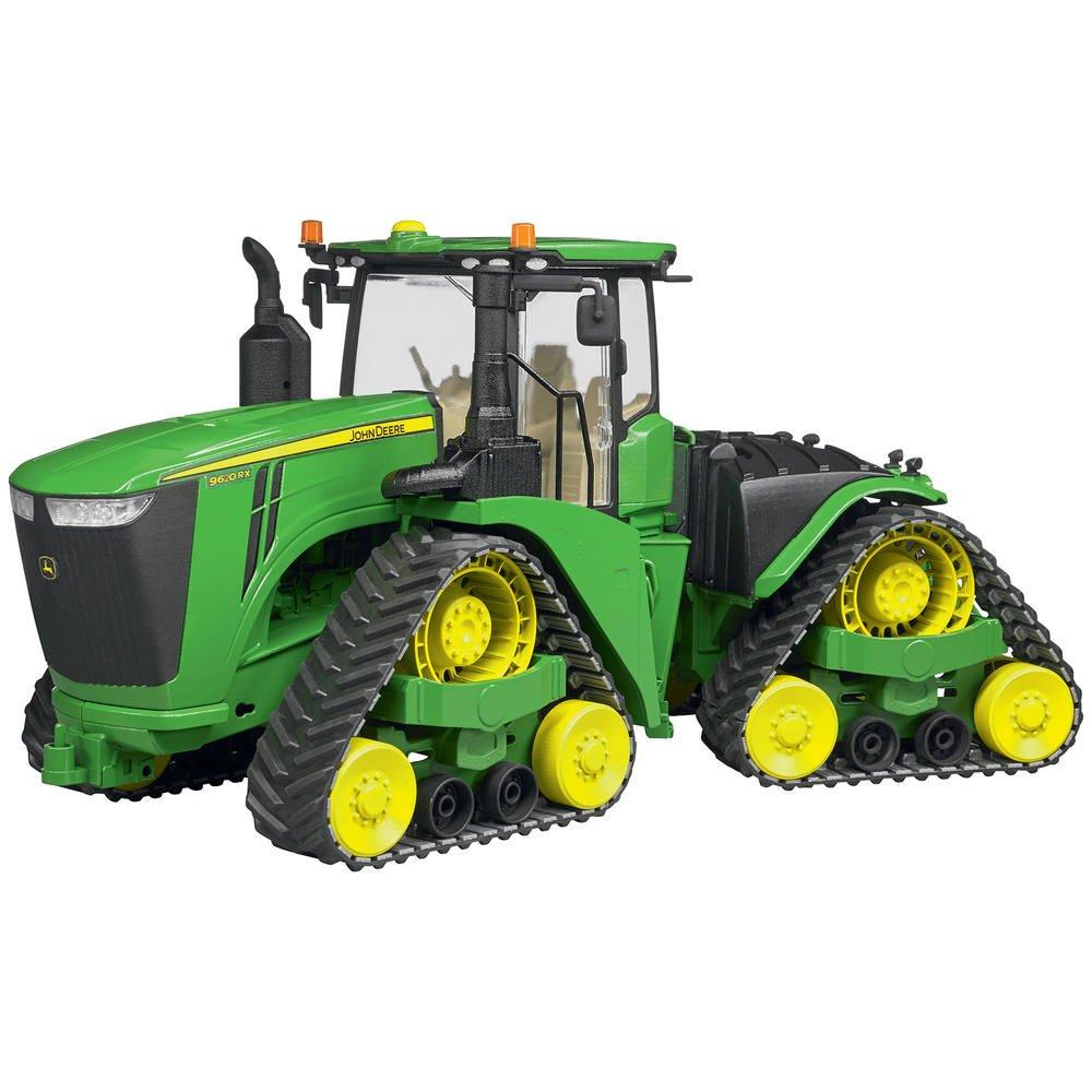 Tracteur John Deere 9620rx Avec Chenilles Vehicules Garages