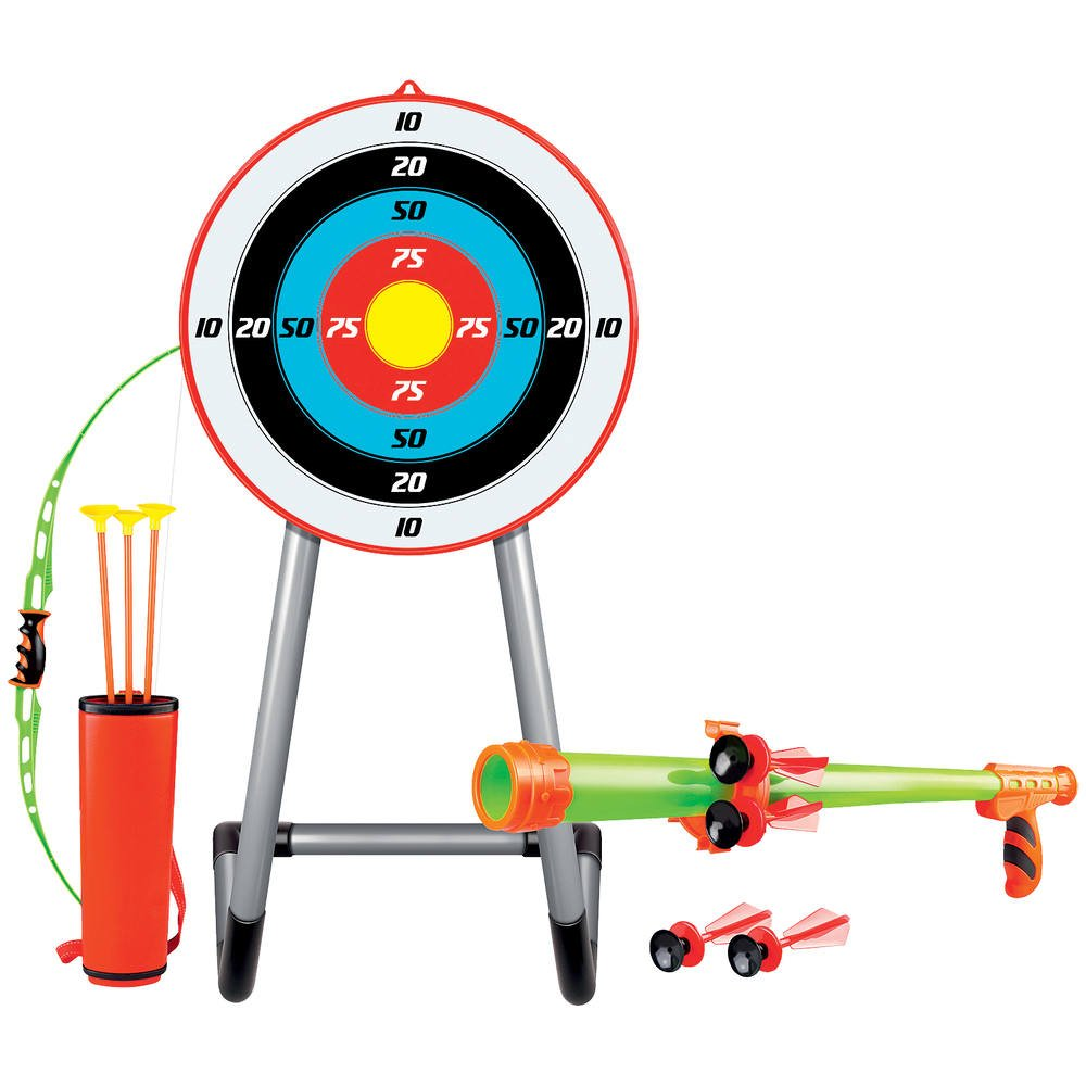 Set Archer Avec Sarbacane