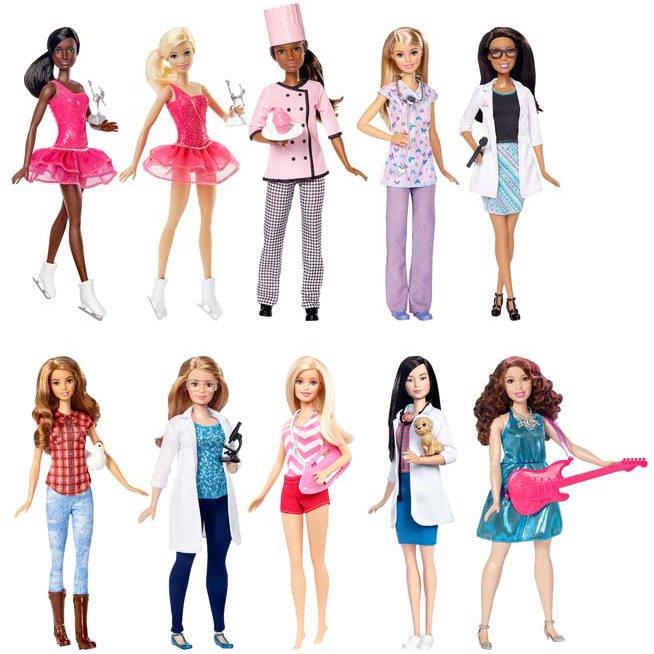 reference poupée barbie
