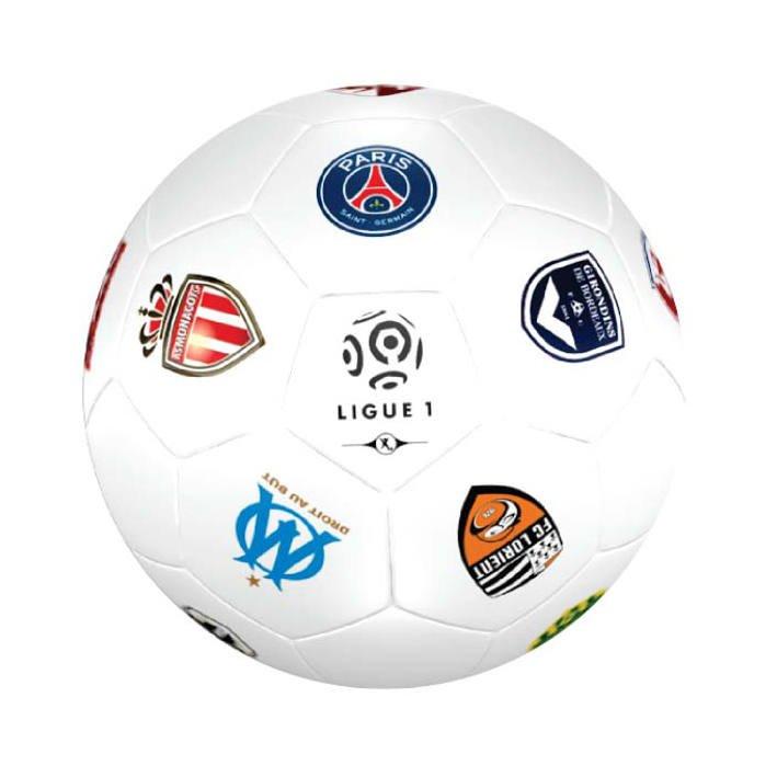 Ballon Logos Ligue 1 2020 Jeux Exterieurs Et Sports Joueclub