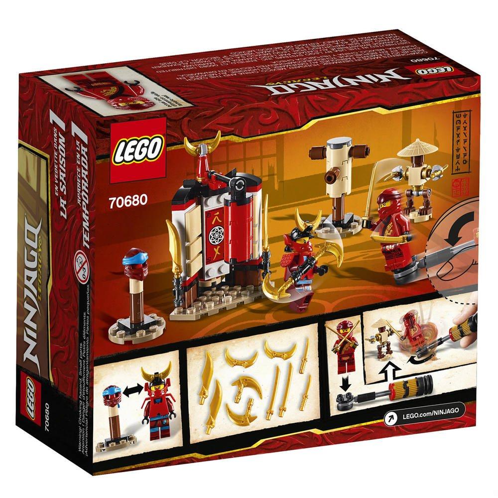 Monastere 70680 L'entrainement Lego NinjagoJeux De Au 08nwPkO