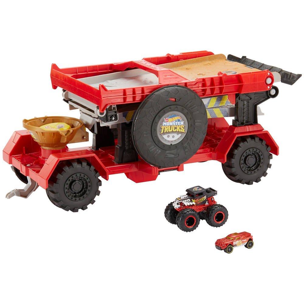 64 Monster Garages Geant TruckVehicules Jouéclub Camion Piste 1 5jL4A3Rq