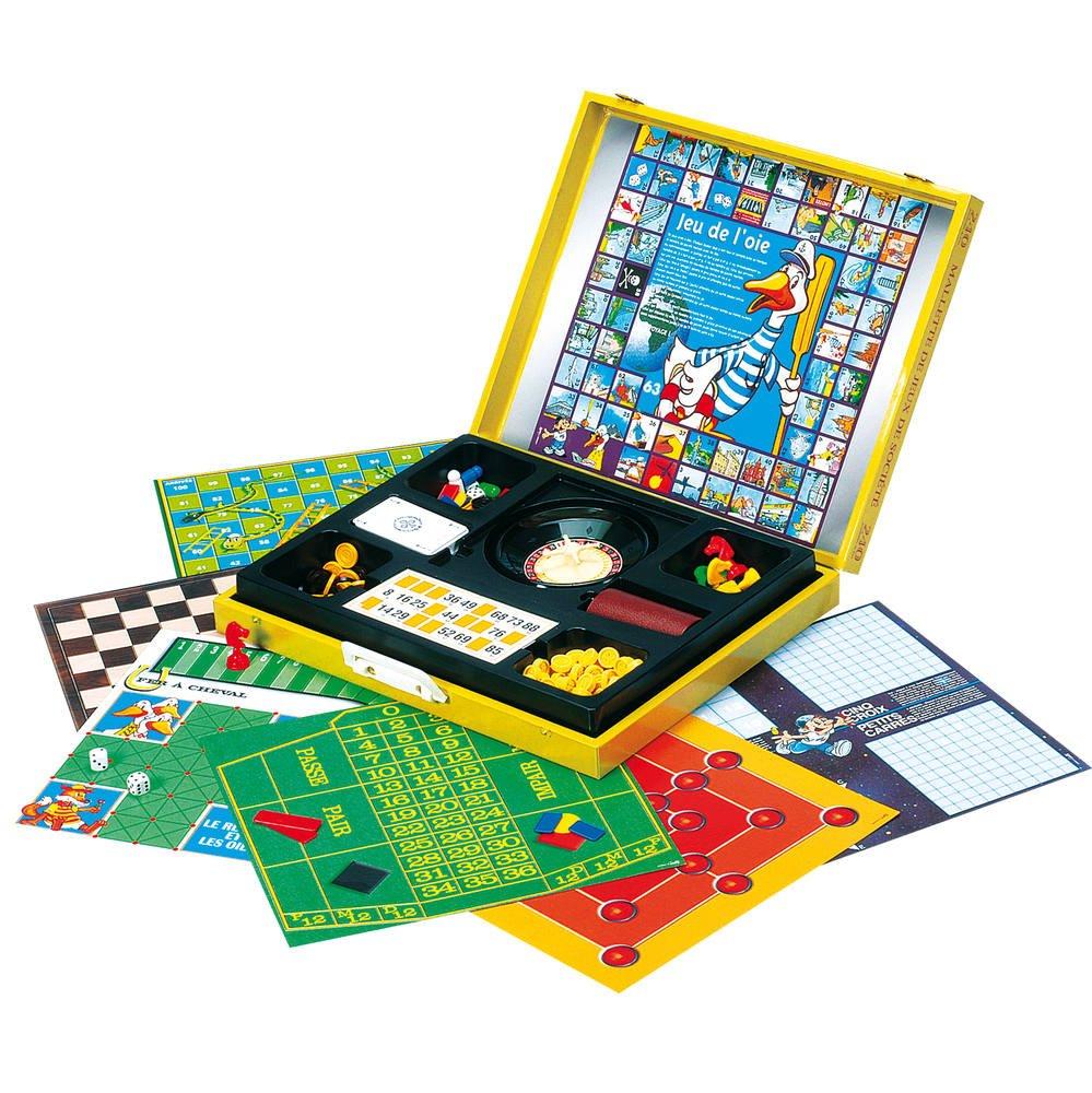 Mallette 240 jeux   jeux de societe   jouéclub cf4c987a3104