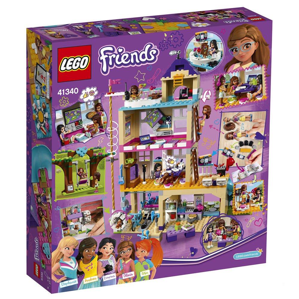 Constructions Maison De La Lego L'amitiéJeux 41340 dCxrBeo