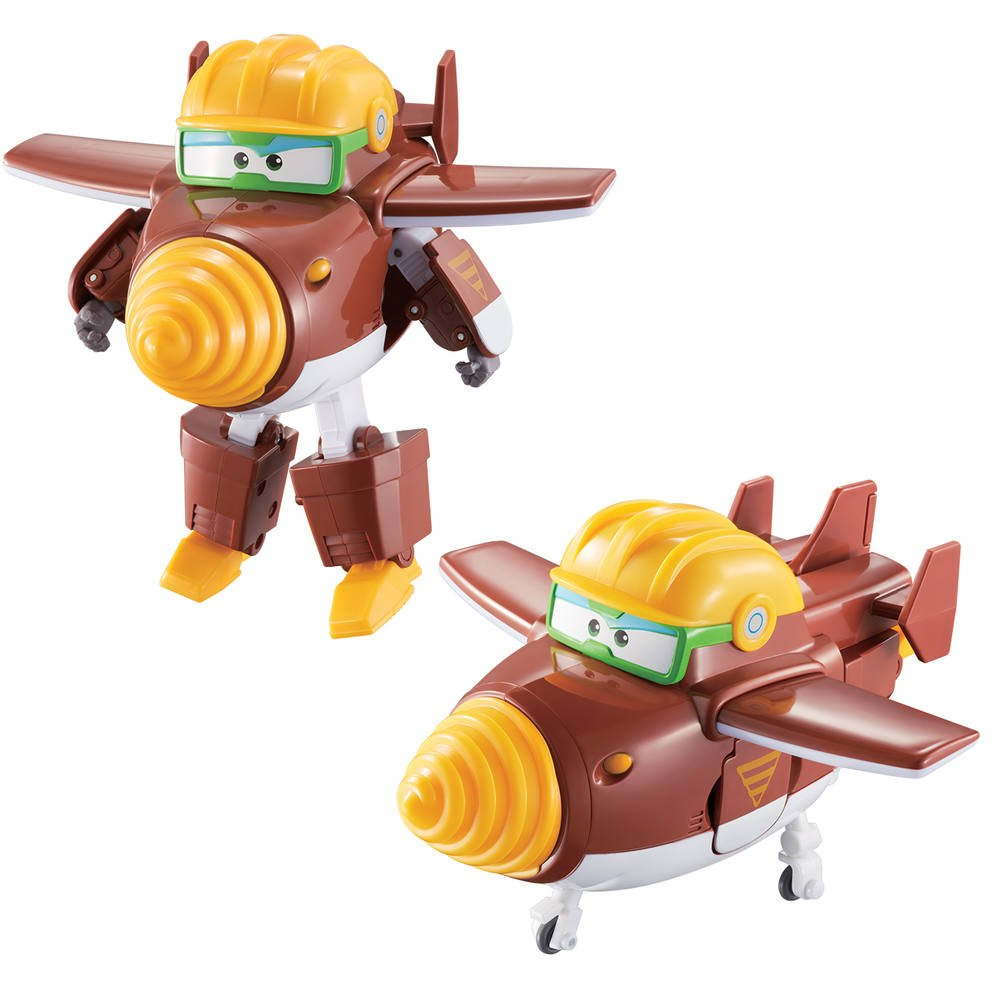 Super Wings Transforming 12 Cm Todd Figurines Joueclub