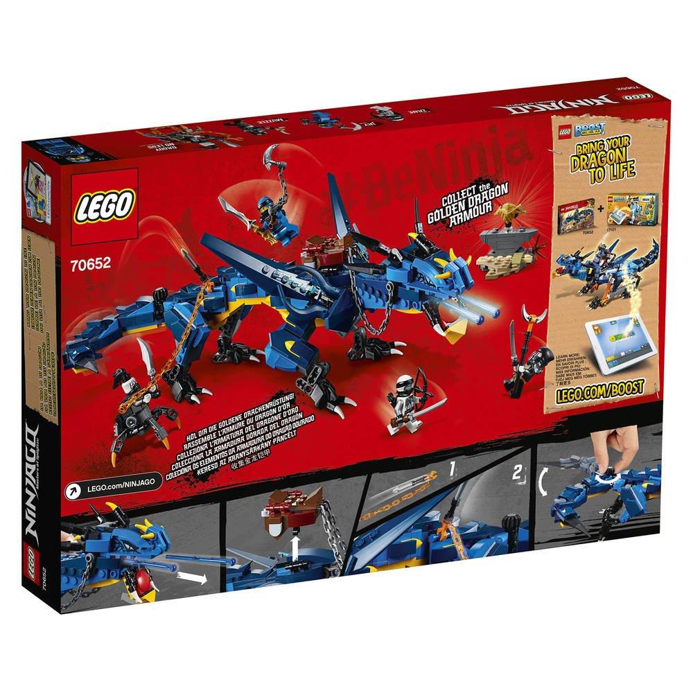 Dragon Constructions De 70652 Le StormbringerJeux Lego 8wOvNmn0