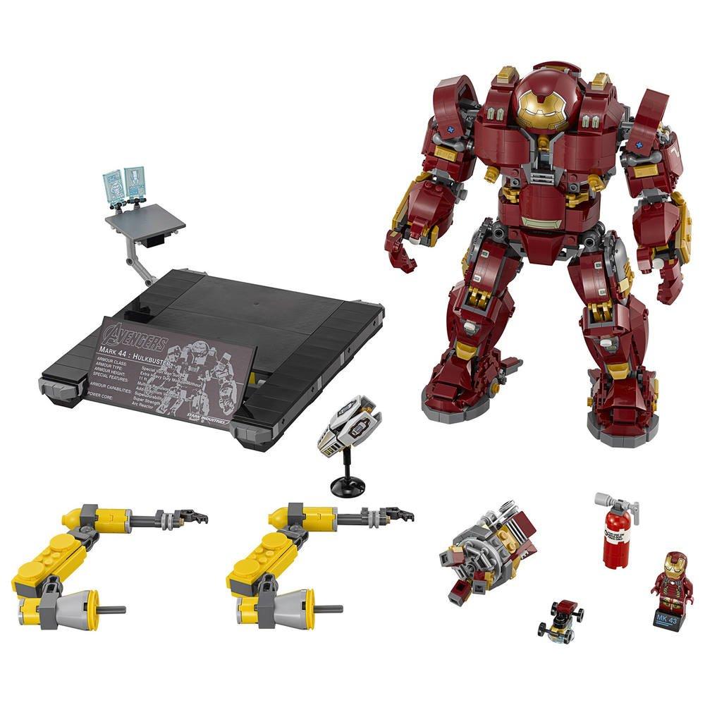 Marvel Heros 76105 Super Le Lego Hulkbuster 0PwkOn