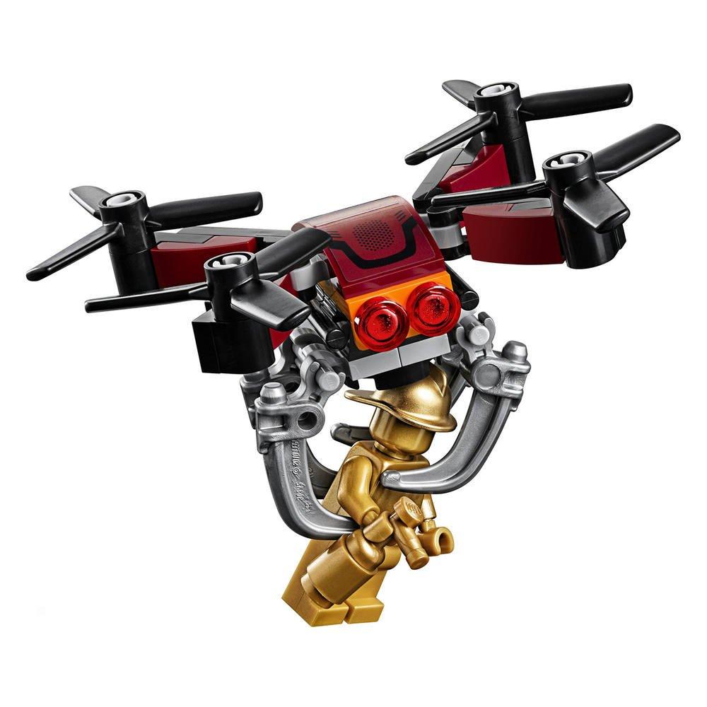 Le drone de la police LEGO City 60207 Jeu de construction