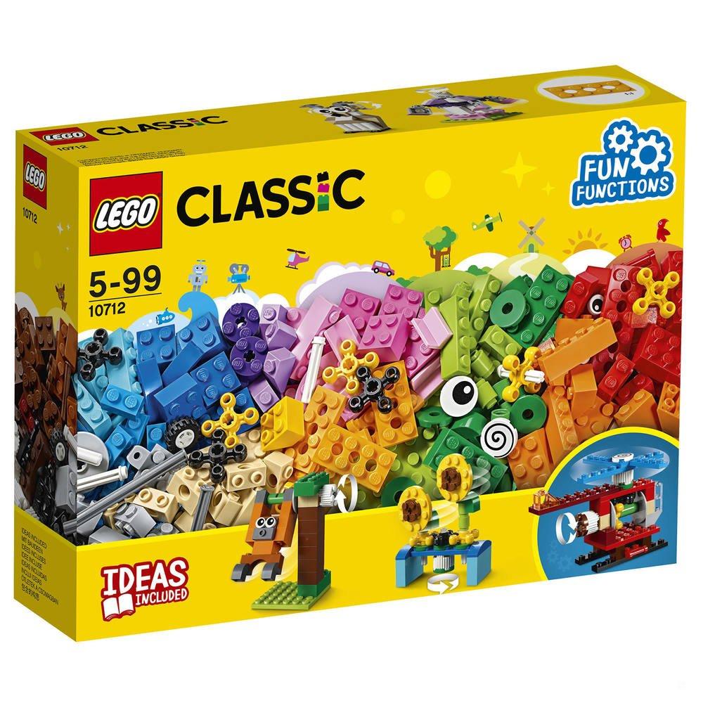Boite La Et Lego D'engrenagesJeux De 10712 Briques 0OZkNnP8wX