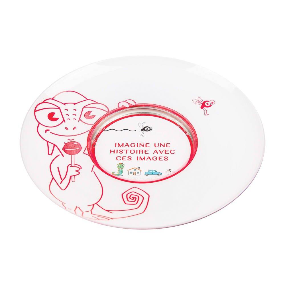 Coffret le cameleon dine rouge 3 6 ans | jeux d'imitation
